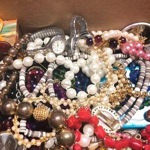 4+ Lbs. Jewelry Mystery Box